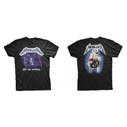 Metallica - Ride The Lightning - T-shirt (Men)