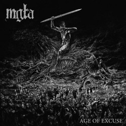 Mgla - Age Of Excuse - LP