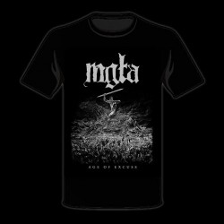 Mgla - Age Of Excuse - T-shirt (Men)