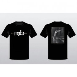 Mgla - Exercises In Futility - T-shirt (Men)