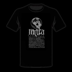 Mgla - Groza - T-shirt (Men)