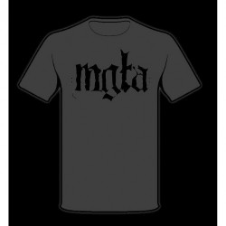 Mgla - No Solace - T-shirt (Men)