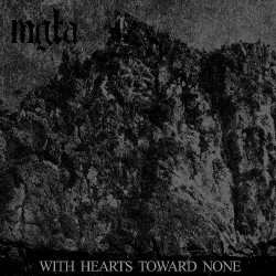 Mgla - With Hearts Toward None - CD