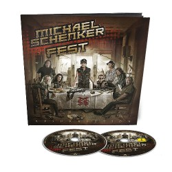 Michael Schenker Fest - Resurrection - CD + DVD ARTBOOK