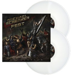 Michael Schenker Fest - Revelation - DOUBLE LP GATEFOLD COLOURED
