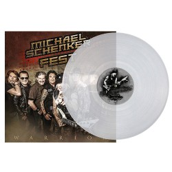 Michael Schenker Fest - Warrior - Mini LP coloured
