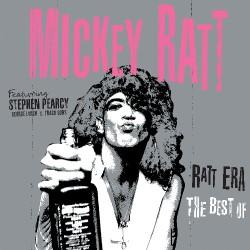 Mickey Ratt - Ratt Era - The Best Of - LP COLOURED