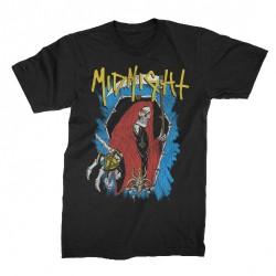 Midnight - Bone Coffin - T-shirt (Men)