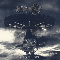 Midnight Sin - One Last Ride - CD