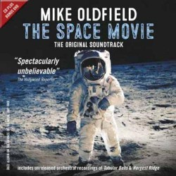 Mike Oldfield - The Space Movie - CD + DVD