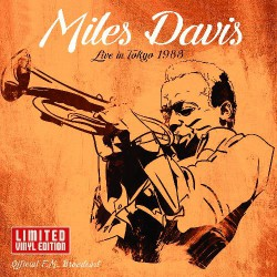 Miles Davis - Live In Tokyo 1988 - LP COLOURED