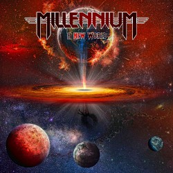 Millenium - A New World - CD