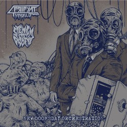 Mindful Of Pripyat / Stench Of Profit - New Doomsday Orchestration - CD
