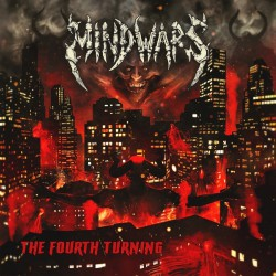 Mindwars - The Fourth Turning - CD DIGIPAK