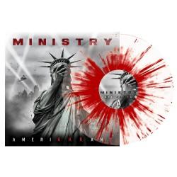 Ministry - Amerikkkant - LP Gatefold Coloured