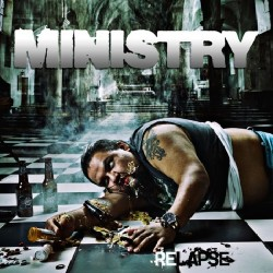 Ministry - Relapse LTD Edition - CD DIGIPAK