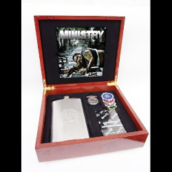 Ministry - Relapse LTD Fanbox - CD BOX COLLECTOR