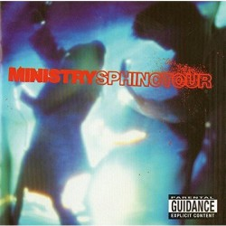 Ministry - Sphinctour - CD DIGIPAK