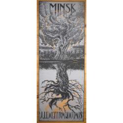 Minsk - Grievances Album Release Poster / Artist Edition - Lithograph