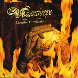 Misanthrope - Libertine Humiliations - CD DIGIPAK