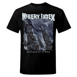 Misery Index - Rituals Of Power - T-shirt (Men)