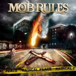 Mob Rules - Radical Peace LTD Edition - CD DIGIPAK