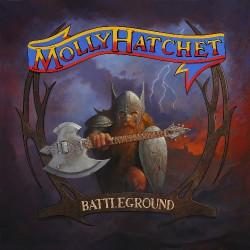 Molly Hatchet - Battleground - 3LP GATEFOLD