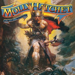 Molly Hatchet - Flirtin' With Disaster - LP COLOURED