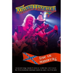 Molly Hatchet - Live In Hamburg - DVD + CD SUPER JEWEL
