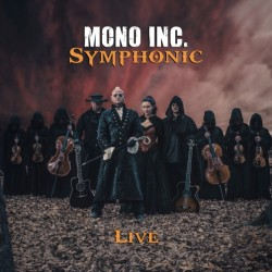 Mono Inc. - Symphonic Live - 2CD + DVD digipak