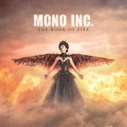 Mono Inc. - The Book Of Fire - CD + DVD Digipak