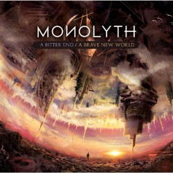 Monolyth - A Bitter End - A Brave New World - CD DIGIPAK