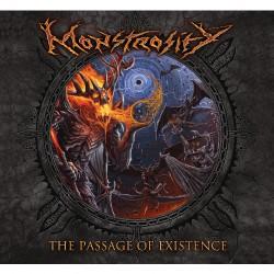 Monstrosity - The Passage Of Existence - CD DIGIPAK