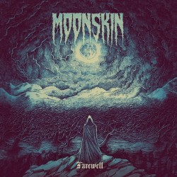 Moonskin - Farewell - CD