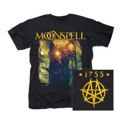 Moonspell - 1755 - T-shirt (Men)