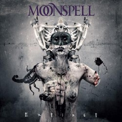 Moonspell - Extinct - CD + DVD digibook
