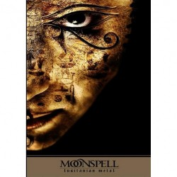 Moonspell - Lusitanian Metal - DOUBLE DVD