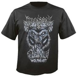 Moonspell - Wolfheart - T-shirt (Men)