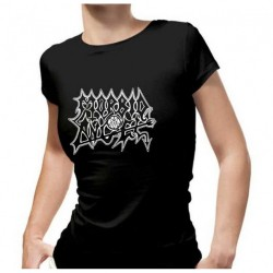 Morbid Angel - Black Logo - Blaphagram - T-shirt (Women)