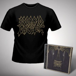 Morbid Angel - Illud Divinum Insanus - The Remixes - CD + T-shirt bundle (Men)