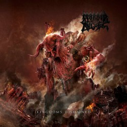 Morbid Angel - Kingdoms Disdained - CD