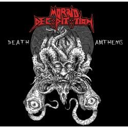 Morbid Decapitation - Death Anthems - CD