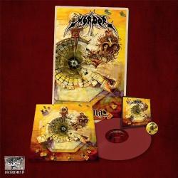 Mordor - Nothing... - LP Gatefold Coloured