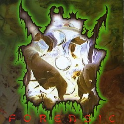 Mortal Decay - Forensic - CD