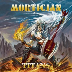 Mortician - Titans - CD
