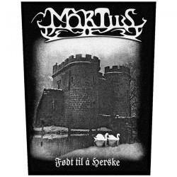 Mortiis - Fodt Til A Herske - BACKPATCH