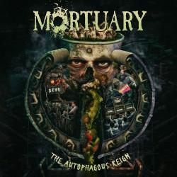 Mortuary - The Autophagous Reign - CD DIGIPAK