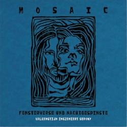 Mosaic - Fensterverse Und Nachtgespinste - CD EP