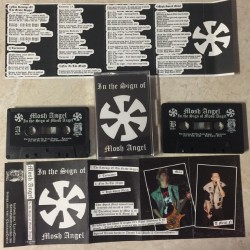 Mosh Angel - In The Sign Of Mosh Angel - CASSETTE