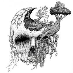 Moss Upon The Skull - In Vengeful Reverence - CD DIGIPAK
